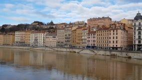france widok Lyon zbiory wideo
