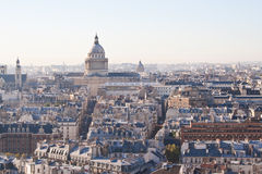 france widok Paris Fotografia Stock