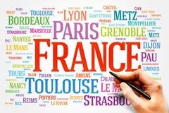 France Royalty Free Stock Photo