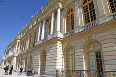 France, Yvelines, Chateau de Versailles, listed as World Heritag. E site Stock Image