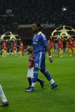 FranceFootball 2009 Best 30Players Didier Drogba Royalty Free Stock Photography