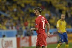 FranceFootball 2009 beste 30Players Andrei Arshavin lizenzfreie stockfotos
