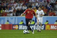 FranceFootball 2009 i migliori 30Players Cesc Fabregas Fotografie Stock