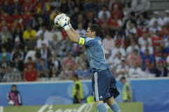 FranceFootball 2009 meilleurs 30Players Iker Casillas Photo stock