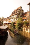FRANCES ALSACE DE L'EUROPE Image stock