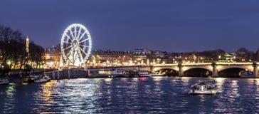 Frances de Paris Images stock