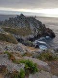 Frances de Pointe du raz la Bretagne photo libre de droits