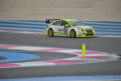 Frances de WTCC 2014 Photographie stock