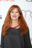 Frances Fisher. LOS ANGELES - OCT 15: Frances Fisher arriving at the 2011 Environmental Media Awards at the Warner Brothers Studio on October 15, 2011 in Beverly stock photo
