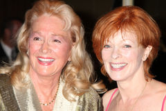 Frances Fisher,Diane Ladd Royalty Free Stock Photography