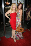 Frances Fisher,Francesca Eastwood Royalty Free Stock Photos