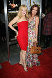 Frances Fisher,Francesca Eastwood Stock Images