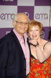 Frances Fisher, Norman Lear Photo stock