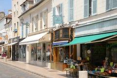 Frances, la ville de Rambouillet dans Les Yvelines image libre de droits