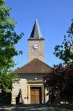 Frances, le village pittoresque de Bailly Photos libres de droits