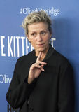 Frances McDormand Fotos de archivo