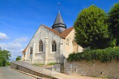 Frances, Normandie/Giverny : Église de Claude Monet Image libre de droits
