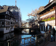 Frances Strasbourg Photographie stock