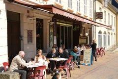 Frances, ville pittoresque de Sancerre dans Cher photo stock