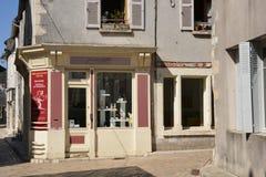 Frances, ville pittoresque de Sancerre dans Cher images libres de droits