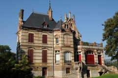 Frances, Yvelines, manoir de Bouvaist dans Les Mureaux Images stock