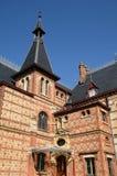 Frances, Yvelines, manoir de Bouvaist dans Les Mureaux Image libre de droits