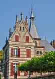 Frances, Yvelines, manoir de Bouvaist dans Les Mureaux Photo libre de droits