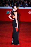 Francesca Chillemi walks a red carpet Stock Photo