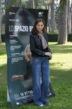 Francesca Comencini - Directeur Royalty-vrije Stock Foto's