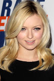 Francesca Eastwood arrives at the 19th Annual Race to Erase MS gala. LOS ANGELES - MAY 18:  Francesca Eastwood arrives at the 19th Annual Race to Erase MS gala Stock Photography