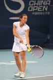 Francesca Schiavone (AIS), giocatore di tennis Immagini Stock Libere da Diritti