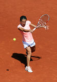 Francesca Schiavone (ITA) at Roland Garros 2011 Royalty Free Stock Photography