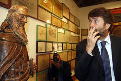 Franceschini di Dario, Italia, ministro Fotografie Stock Libere da Diritti