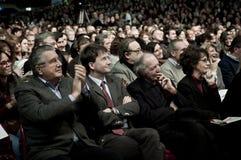 Franceschini di Dario a Palasharp il 5 febbraio 2011 Fotografia Stock Libera da Diritti