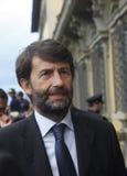 Franceschini van Dario, Italië, minister Royalty-vrije Stock Foto's