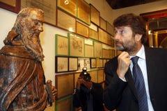 Franceschini van Dario, Italië, minister Royalty-vrije Stock Afbeeldingen