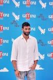 Francesco Arca  al Giffoni Film Festival 2014. Giffoni Valle Piana, Salerno, Italia - 22 Luglio, 2014 : Francesco Arca  al Giffoni Film Festival 2014 - il 22 Stock Images