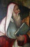 Francesco Bissolo: Święty Jerome obraz stock
