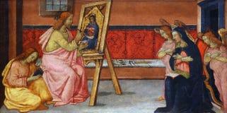 Free Francesco Di Gentile: St. Luke Paints The Virgin Stock Images - 94877314