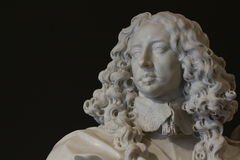 Francesco Ja d ` Este portret, Gian Lorenzo Bernini, Estense galeria, Modena, Włochy fotografia royalty free