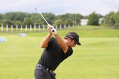 Francesco Molinari at the French Open 2012 Stock Photos