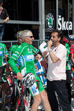 Francesco Moser Royalty Free Stock Image