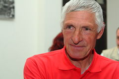 Francesco Moser Immagine Stock