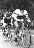Francesco Moser na excursão do ciclismo de Itália Imagem de Stock