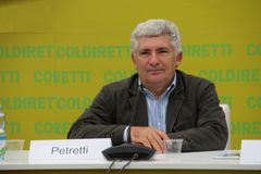 Francesco Petretti Fotografie Stock Libere da Diritti