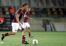 Francesco Totti immagini stock libere da diritti