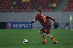 Francesco Totti Immagine Stock
