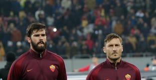 Francesco Totti Immagine Stock Libera da Diritti