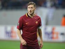 Francesco Totti Photos libres de droits