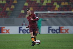 FRANCESCO TOTTI royalty free stock photography